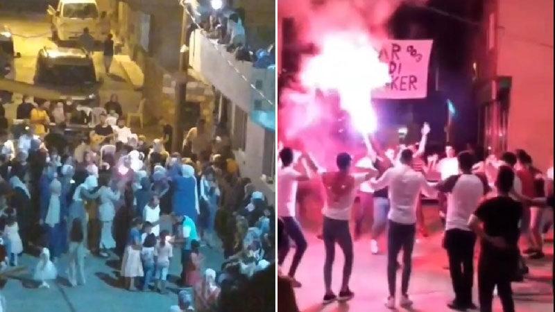Bursa'da tepki çeken görüntüler! Kuralları hiçe saydılar…