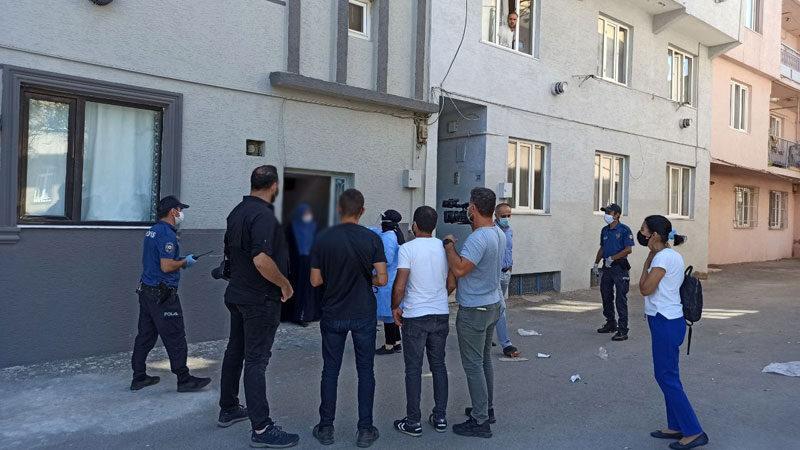 Bursa'da izleme timlerinden korona vakalarına sıkı markaj