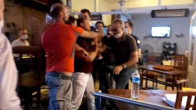 Yer: Bursa… 'Neden masama bakıyorsun' deyince ortalık karıştı