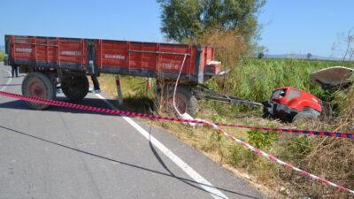 Bursa'da korkunç kaza can aldı