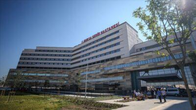 Bursa Şehir Hastanesi açıkladı! 1,5 milyon kişiye poliklinik hizmeti…