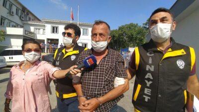 Bursa'da çukurdaki cinayetin 3 zanlısı adliyeye sevk edildi