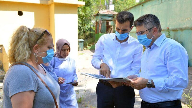 Bursa'nın ilk ipek fabrikası yeniden hayat buluyor