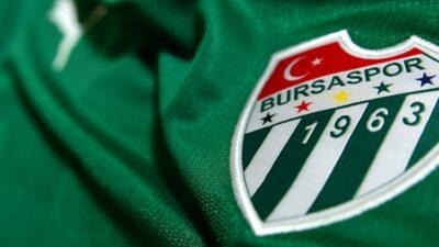 Bursaspor'un yeni sponsoru belli oldu