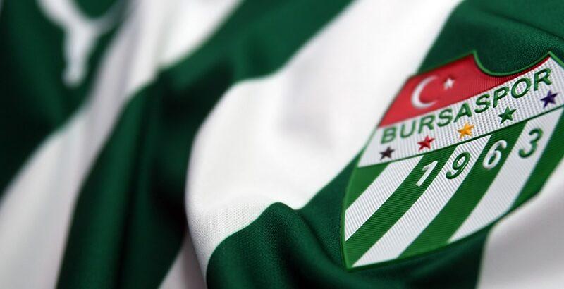 2 loca ve 5 deplasmana sponsor… Bursaspor'dan teşekkür mesajı…