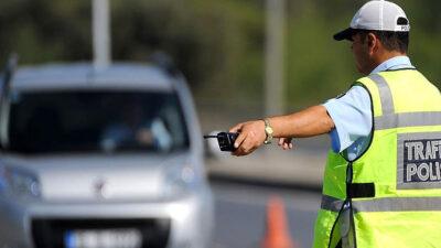 Bursa'da alkollü araç kullanan sürücülere ceza yağdı