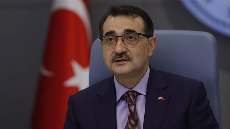 Enerji Bakanı açıkladı! 10 Ekim'de demir alacak