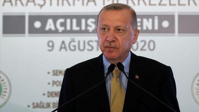 Cumhurbaşkanı Erdoğan'dan 'rehavet' uyarısı