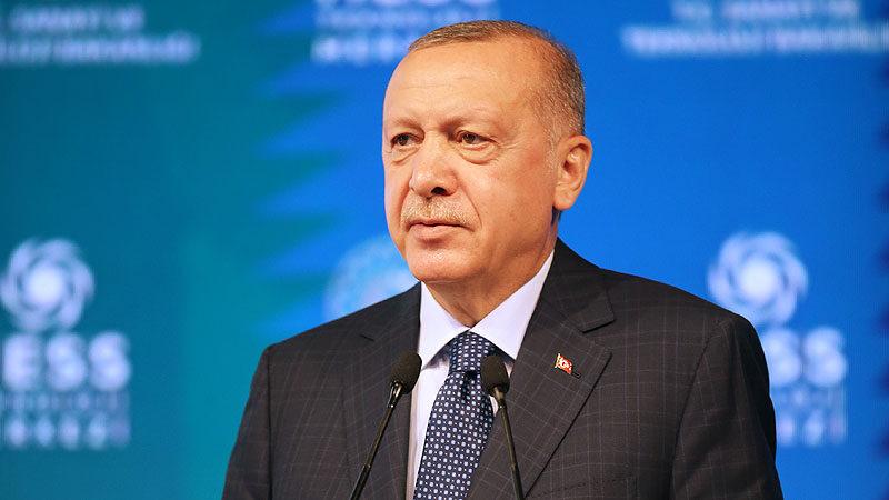 Erdoğan: Teknolojide yeni bir çığır açacağız