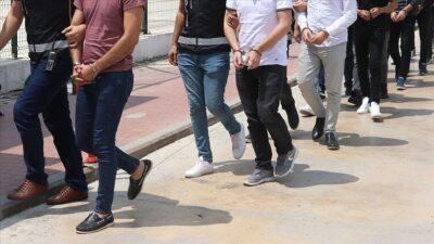 Bursa'da terör operasyonu: Çok sayıda gözaltı