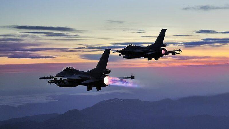 Irak'ın kuzeyinde 4 PKK'lı etkisiz hale getirildi