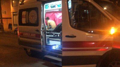 Bursa'da iki grup arasında kavga: 1 yaralı