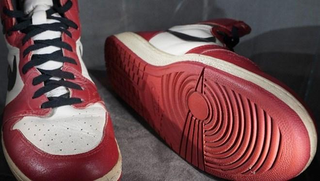 Efsanenin ayakkabısına 4,5 milyon TL…