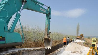 Karacabey sağlıklı içme suyuna kavuşuyor