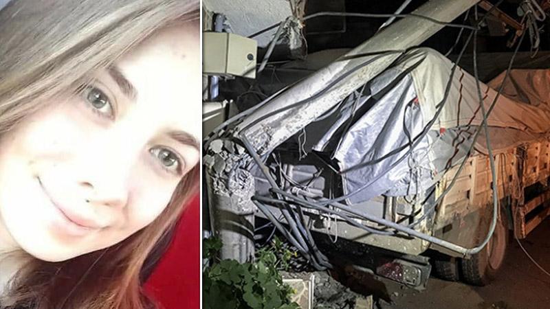 Bursa'da kahreden olay! Genç kız feci şekilde can verdi
