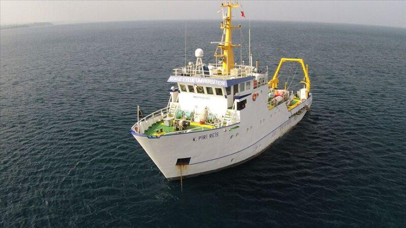 Koca Piri Reis'e Karadeniz'de önemli görev