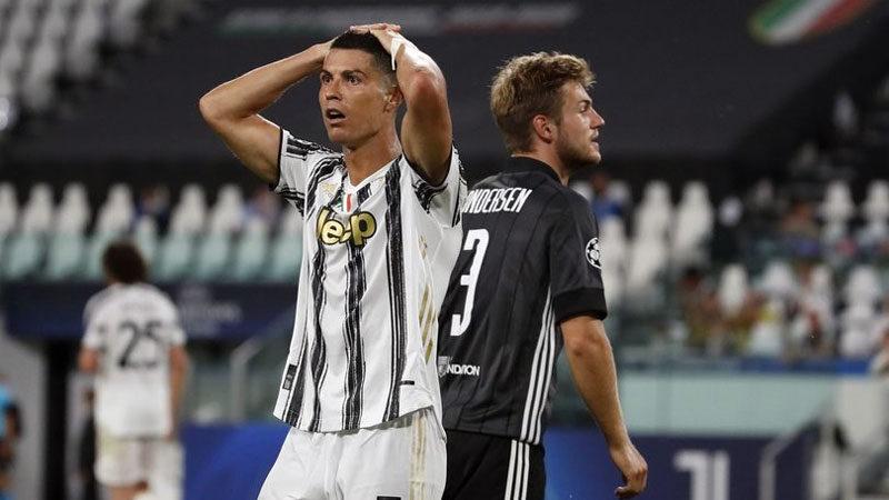 Juventus'ta şok gelişme! Ronaldo…