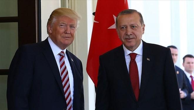 Trump: Erdoğan ile iyi ilişkilerimiz var