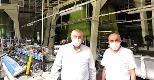 Bursalı tekstilciler uçuşların açılmasını bekliyor