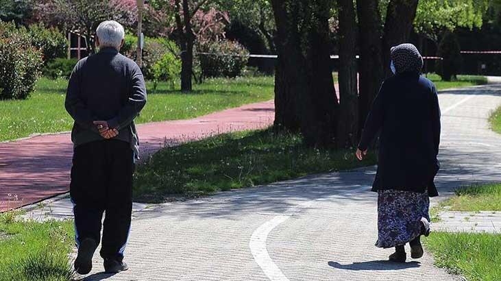 65 yaş ve üstüne sokağa çıkma yasağı ve kısıtlama kararı gelen illerin sayısı artıyor