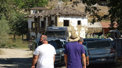 'Entel köy Efe köye karşı' filmi Bursa'da gerçek oldu