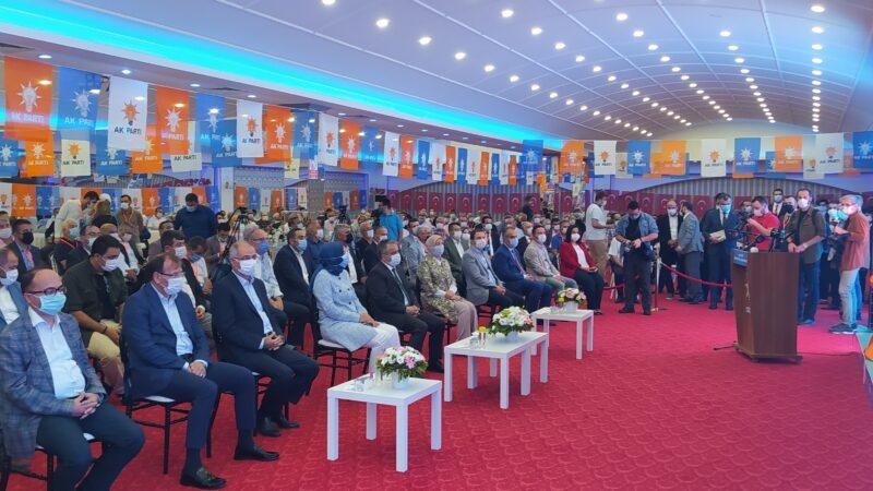 Pandemi gölgesinde AK Parti kongresi