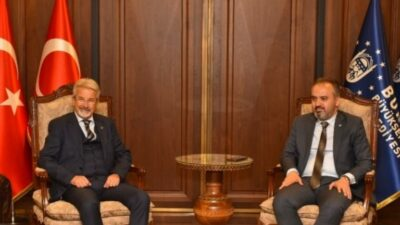 Nilüfer Belediye Başkanı Erdem net konuştu: 'O vergiyi biz değil Büyükşehir Belediyesi toplamak zorunda'
