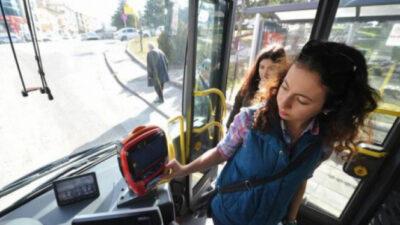 Toplumu ve toplu taşımayı virüsten koruma yolu: Kişiselleştirilmiş kart!