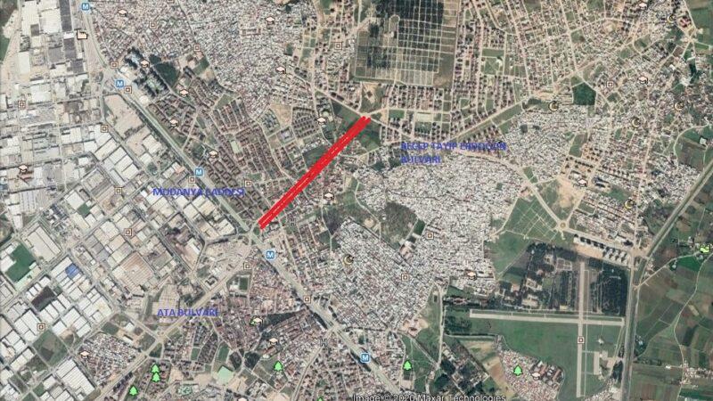 Bursa'da ulaşımda alternatif yol aranırken, bu yolu yapmaktan vaz mı geçildi?