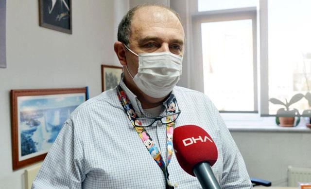 Bilim Kurulu üyesi Kara'dan koronavirüs aşısı ile ilgili açıklama