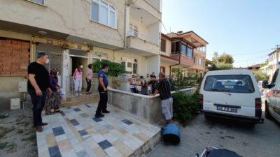 Bursa'da balkondan düşen yaşlı adam yaralandı