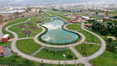 Bursa'ya nefes aldıracak! Yeni yaşam alanı açılışa hazır