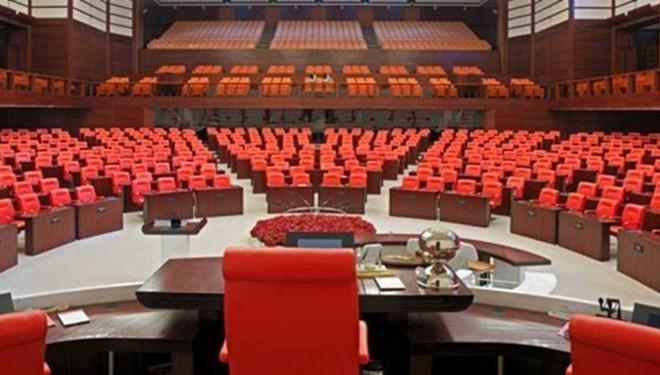 Meclis'te 1998'den bu yana bir ilk