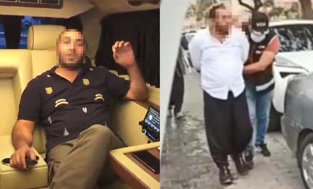 Sosyal medyada 'mafya hizmeti reklamı' yapmıştı! Gözaltına alındı