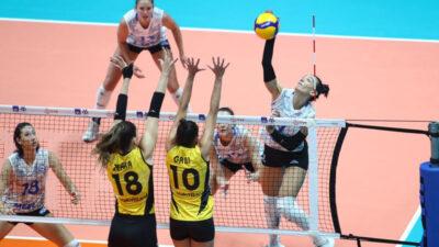 Bursa ekibi kupaya havlu attı
