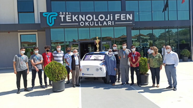 Bursa'nın teknolojik gururu 'Verd-e'