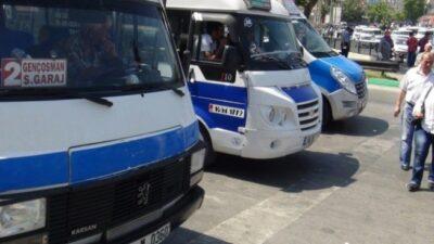 Bursa'da minibüs ücretlerine zam!