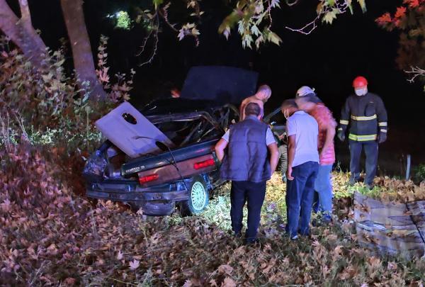 Bursa'da feci kaza: Yaralılar var
