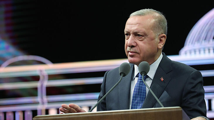 Cumhurbaşkanı Erdoğan'dan sert tepki: 'Artık bu bölge oyunundan bıktık'