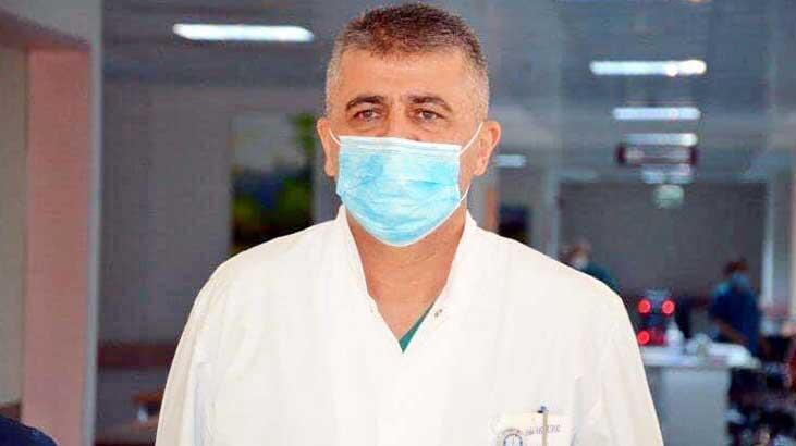 Başhekimin koronavirüs testi pozitif çıktı
