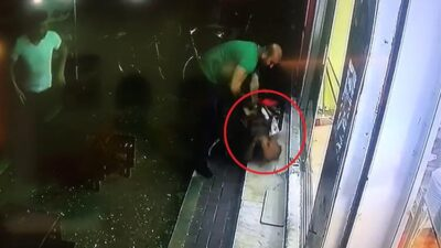 Bursa'da satırla dehşet saçmıştı! Tutuklandı…