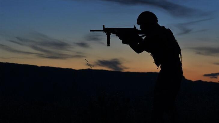 2 PKK'lı terörist düzenlenen hava harekatıyla etkisiz hale getirildi