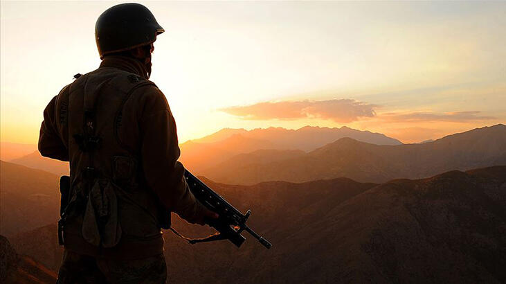 Bakanlık açıkladı: 4 terörist etkisiz hale getirildi