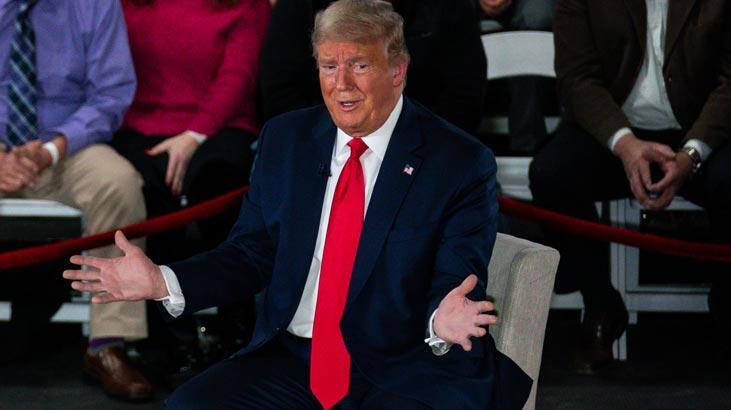 Trump'tan şoke eden iddia için açıklama! 10 yıldır…
