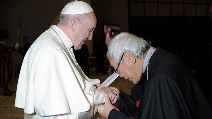 Papa Francis'den Pompeo'nun görüşme talebine ret!
