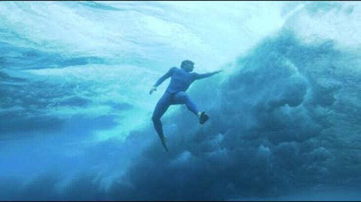 112 metre derinliğe dalarak dünya rekoru kırdı!
