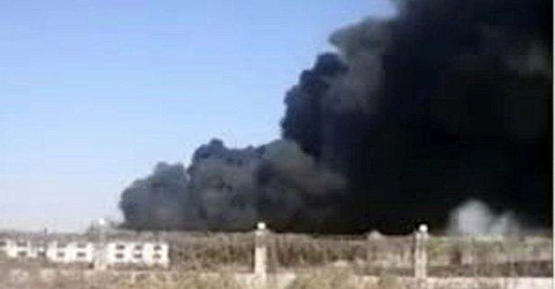 Kimya fabrikasında patlama:Ölü ve yaralılar var