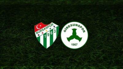Bursa'da 3. gol sesi. Timsah geriye düştü…