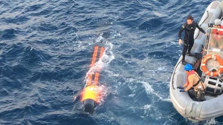 MSB: İzmir yaklaşma sularında fiili eğitim torpidosu atışları başarıyla icra edildi