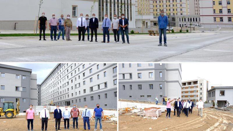 Adeta tatil köyü… Uludağ Üniversitesi içinde 8 bin kişilik yeni öğrenci yurdu!